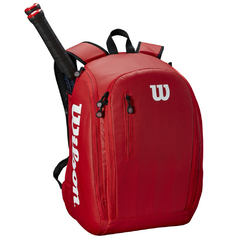 Wilson Tour Backpack Black / Red