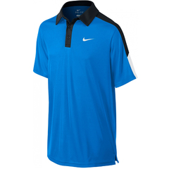 Поло Nike Team Court Polo Junior 642071-409