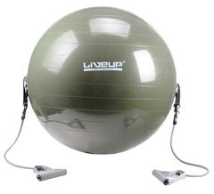 LiveUp Gym Ball With Expander 65см