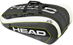 Head Djokovic 12R Monstercombi Black