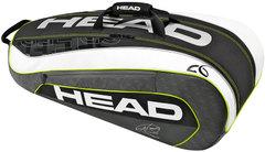 Head Djokovic 9R Supercombi Black