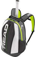 Head Djokovic Backpack Black