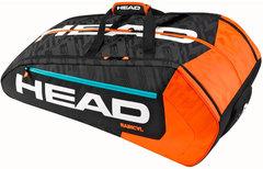 Head Radical 12R Monstercombi Black/Orange