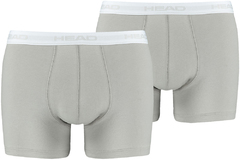 Труси Head Basic Boxer 2P Light Grey
