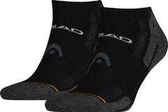 Head Performance Sneaker 2P Grey / Black