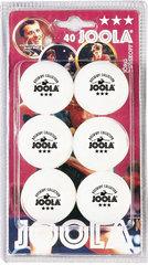 Joola Rossi 3 Star Balls White