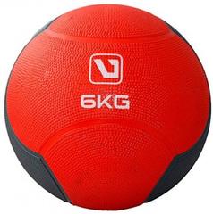 LiveUp Medicine Ball 6 кг Red