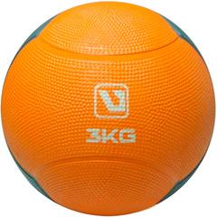 LiveUp Medicine 21.6 см 3 кг Orange-Grey
