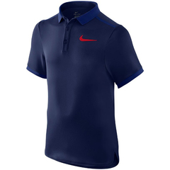 Поло Nike Advantage Polo Solid 724435-410