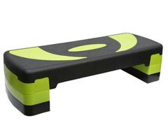 LiveUp Power Step 78x30x10 см Green-Black
