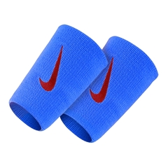 Nike Swoosh Double Wide Wristband Blue N0001586449OS-449