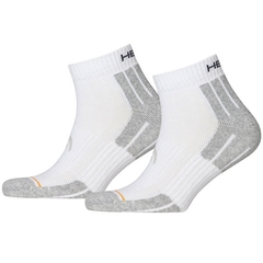 Head Performance Quarter 2P Grey/White