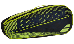 Babolat Essential Club 3 Pack Bag Black / Yellow 2021