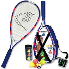 Speedminton Set S600 Navy