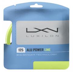 Luxilon Alu Power Lime 12,2m