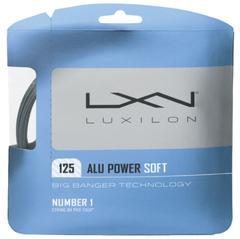 Luxilon Big Banger Alu Power Soft Silver 12.2m