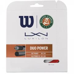 Luxilon Duo Power Roland Garros 12.2m