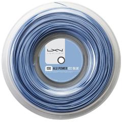 Luxilon Alu Power Ice Blue Reel 200m