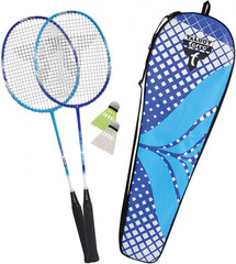 Talbot Torro Badminton Set 2 Fighter Pro Set Composite