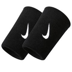 Nike Swoosh Double Wide Wristband Black nnn05416os-416