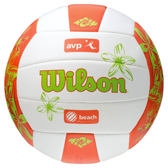 Wilson AVP Floral White/Orange