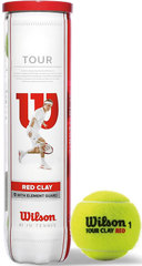 Wilson Tour Clay Red